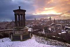 Calton Hill (Salva Coll) Tags: