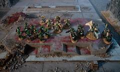 Dark Angels so far... (jontlaw) Tags: dark space games 40k angels workshop warhammer marines 40000