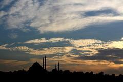 Süleymaniye (H e r m e s) Tags: clouds photo türkiye istanbul mosque türkei bosphorus süleymaniye galata karaköy goldenhorn beyoğlu