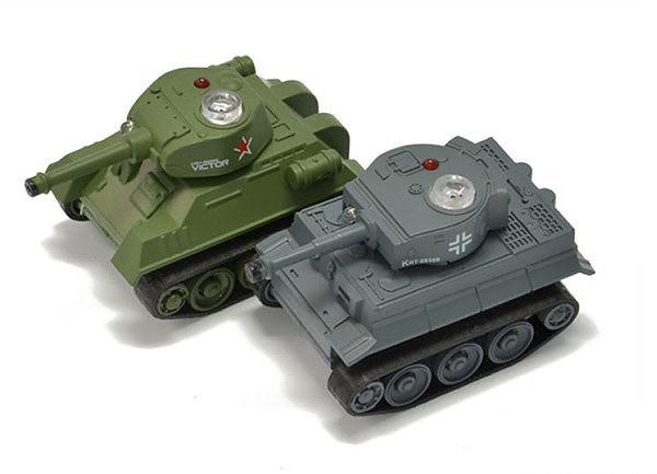 iPad/iPhone 智慧手機遙控坦克