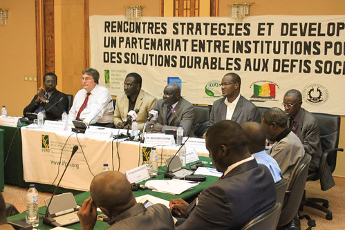 IFPRI policy conference in Dakar, Senegal