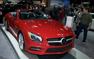 2013 Washington Auto Show - Lower Concourse - Mercedes-Benz 1 by Judson Weinsheimer
