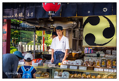 Nakamise Dori (msankar4) Tags: japan temple tokyo shrine buddhist religion asakusa bazar nakamisedori nakamise sensojitemple kannontemple sankarraman msankar sankarramanphotography somaida