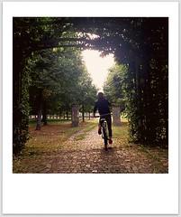 Radfahrer Brgerpark (The_Passenger) Tags: saarbrcken saarland park stadtpark streetfotografie streetphotography street parque fahrrad rad radler bycicle bike bicicleta bicicletta