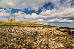 Northumberland road trip Aug 2016_0169 (Mark Schofield @ JB Schofield) Tags: nationalpark north northumberland northumbria east england coast dunstanburgh castle tynemouth river tyne tees wear pier landscape canon 5dmk3 beach redcar