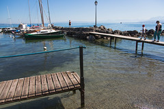 Yvoire, Francia (EllaGuay) Tags: yvoire francia lago leman lac medieval ville villa verano