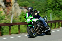 Kawasaki ZRX 1608203317w (gparet) Tags: bearmountain bridge road scenic overlook motorcycle motorcycles goattrail goatpath windingroad curves twisties outdoor vehicle