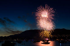 Celebration of Light - Australia (rmaschak) Tags: 1855mmf3556 7d canon englishbay fireworks night vancouver