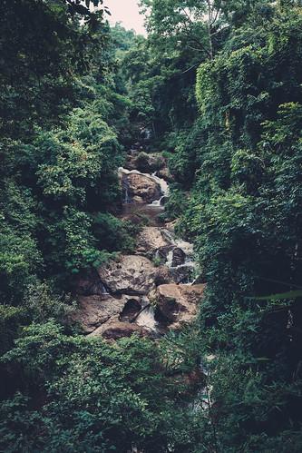 Mae Sa Waterfall, Chiang Mai, Thailand