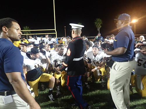 """Miramar vs St. Thomas Aquinas Sept 2, 2016 • <a style=""""font-size:0.8em;"""" href=""""http://www.flickr.com/photos/134567481@N04/28796570703/"""" target=""""_blank"""">View on Flickr</a>"""