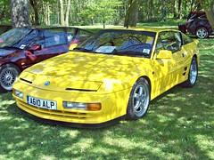 15 Renault A610 Turbo (1993) (robertknight16) Tags: alpine renault alpinerenault renaultalpine france 1990s sportscar a610 donington a610alp worldcars