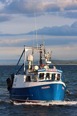 Pegasus (calzer) Tags: sea eos canon coast moray pegasus today august thursday fishing boat trawler lossie