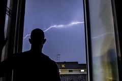 fulmine (nnicolo) Tags: fulmine tuono saette temporale pericolo elettricit lightning thunder storm danger electricity