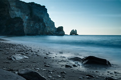 Portizuelo, Valds (ccc.39) Tags: asturias valds portizuelo cantbrico playa piedras seascape sea longexposure