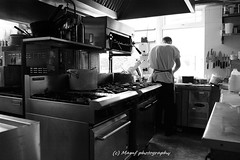 Alone in the kitchen. (MAMF photography.) Tags: blackandwhite blackwhite britain bw biancoenero candid england enblancoynegro flickrcom flickr google googleimages gb greatbritain greatphotographers greatphoto chef inbiancoenero image images kitchen kasarosa leeds ls27 mamfphotography mamf monochrome morley morleyleeds nikon noiretblanc noir negro north nikond7100 northernengland photography pretoebranco photo people sex schwarzundweis schwarz uk unitedkingdom upnorth westyorkshire yorkshire zwartenwit zwartwit zwart blancoynegro blanco blancoenero