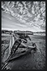 Barre d'Etel (56) France (laurent_trinco) Tags: mer boat bateau france bw monochrome blackandwhite wow landschaft landscape