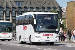 Bakers DB14 MTB (johnmorris13) Tags: db14mtb mercedes tourismo coach
