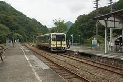 DSC03714 (Alexander Morley) Tags: japanese railway society japan trains jr west bingo ochiai kisuki geibi line