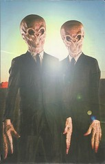 ID: US-4020850 (LillieBuggy) Tags: postcard received postcrossing doctor who creepy silence tick mark