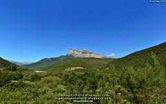 Pea Montaesa (Ansa, Huesca) (lugaresadescubrir) Tags: contremo contremolad aragon huesca sobrarbe ainsa montaa mountain montaigne roca rock roche pirineos prepirineo espaa spain espagne espanha spanien peamontaesa