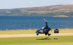 G-CIHW Cavalon, Glenforsa (wwshack) Tags: argyll cavalon glenforsa gyro gyrocopter mull scotland gcihw