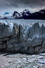 Perito Moreno (robertdownie) Tags: sky mountains water travel blue clouds snow mountain ice glacier america andes patagonia south argentina moreno perito santa cruz los calafate el glaciares