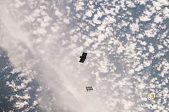 NRCSD9_Doves_092016_8 (NanoRacks) Tags: cubesat cubesats nanoracks iss issdeployment satellitedeployment satellite international space station planet labs
