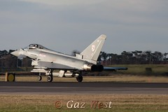 EUROFIGHTER TYPHOON FGR4 ZJ910 BV (Gaz West) Tags: eurofighter typhoon fgr4 zj910 bv