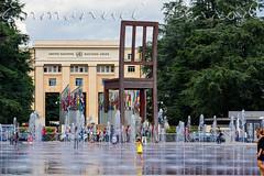 Place des Nations (bewo22) Tags: genève jetdeau nationsunies onu placedesnations suisse switzerland un ch