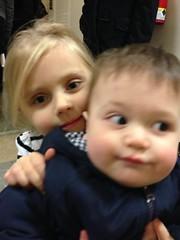 Karina and Leo