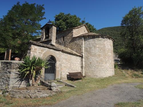 Iglesia de San Andrés de Sorripas
