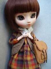 Saaya (Me&Maruschka) Tags: girl by pullip poison custom latte limited leeke rewigged sevastra cutedollsshop