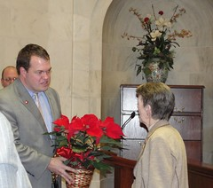 Donation to the Arkansas Senate from Senator Ruth Whitaker