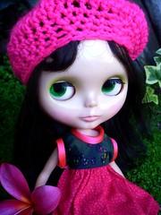 Eloise says Hi!! : )