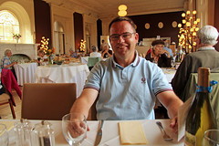 Osborne House - East Cowes Isle of Wight (England) (Meteorry) Tags: county uk greatbritain england house castle english lunch island restaurant europe unitedkingdom britain wmc september isleofwight solent british residence palazzo chteau princealbert queenvictoria osborne 2012 eastcowes ambiance le summerresidence meteorry royalhouse italianrenaissance perrytak thomascubitt