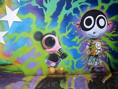 Wynwood Walls Sept 2012 (maxfxn) Tags: mouse star miami nuclear yang characters yin wynwood wynwoodwalls wynwoodmiamiart