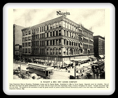 1906 St. Louis,  B.Nugent & Brothers Dry Goods Company   Department Store, Est.1869, Broadway, Washington, and St. Charles Streets (carlylehold) Tags: street opportunity history robert saint st mobile louis store email here smartphone join tmobile department dept happens keeper signup haefner carlylehold solavei haefnerwirelessgmailcom