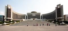 Mangyongdae Children's Palace (China Chas) Tags: city 1022mm northkorea 2012 pyongyang dprk stalinist koryo mangyongdaechildrenspalace