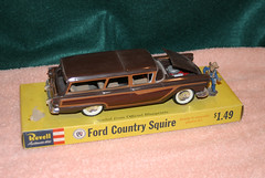 1957 Ford Country Squire Station Wagon Model Car (coconv) Tags: pictures auto old classic cars ford car station vintage wagon photo model automobile factory image photos antique country picture woody images vehicles photographs photograph 1957 vehicle autos collectible collectors build squire automobiles built 57 revell