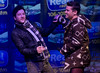 Matt Cardle and Joe McElderry: WENN.com