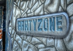 Partyzone (Batram) Tags: urban abandoned disco decay thuringia stargate urbex disko partyzone exoloration