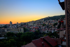 City of the Tsars (JoLoLog) Tags: sunset europe bulgaria hdr oldworld velikotarnovo lorien canonxsi cityofthetsars velikotarnovoprovince northernbulgaria