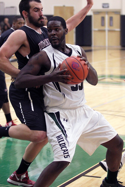 Brandon Fox scored a career high 31 points at Concordia on Saturday. Copyright Wilmington University 2012. All rights reserved.