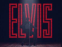 Happy B-day Elvis (il Balerini    ) Tags: rock illustration photoshop elvis roll presley wacom