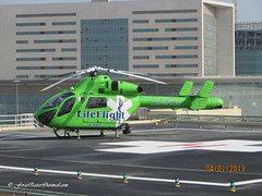 A7-NHA LifeFlight of HGH , HMC - Qatar . (Feras Qaddoora) Tags: life city hospital general air flight ambulance corporation medical hamad doha qatar lifeflight            a7nha
