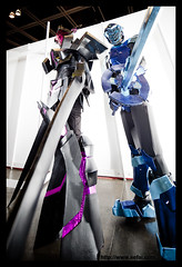 Accel World   Black Lotus       Cyan Pile Cosplay (EE) Tags: cosplay  blacklotus  ee accelworld     cyanpile