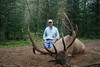 Quebec Elk & Red Stag Hunt 62