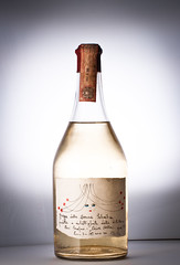 Grappa Romano Levi 1980 (Luca Balbiano) Tags: life photography bottle still spirit romano levi 1980 grappa strobist