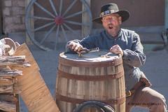 IMG_0957 (DesertHeatImages) Tags: horses beard cowboy boots western guns bandit buck stunt gunslinger rawhide shootout
