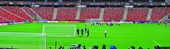 Warszawa, Stadion Narodowy. Trening reprezentacji Włoch przed meczem ćwierćfinałowym z Niemcami (MD-1)